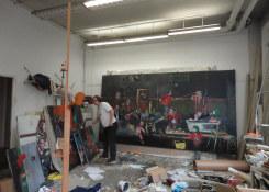 Aaron van Erp, Livingstone gallery