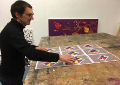 Maarten Janssen, Galerie Helder