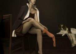 Justine Tjallinks, Kahmann Gallery