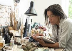 Choki Lindberg, Galerie Bart