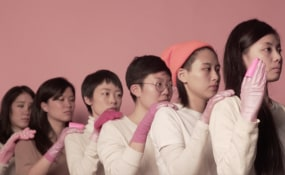 Jen Liu, Upstream Gallery