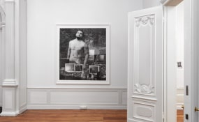 David Haines, Upstream Gallery