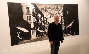 Marcel van Eeden, Galerie Maurits van de Laar