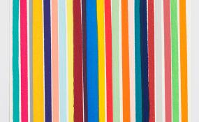 Ian Davenport, Slewe Gallery
