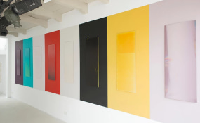Simone Hoàng, Galerie Fontana