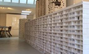 Feipel & Bechameil, Galerie Fontana