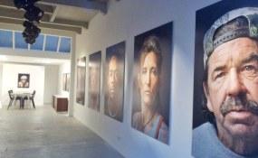 Jan Banning, Galerie Fontana