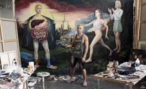 Sam Andrea, Galerie Vriend van Bavink