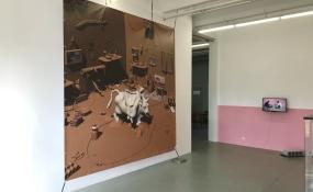 Salim Bayri, Galerie van Gelder