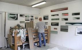 Stijn Kriele, Galerie van den Berge