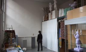 Ingrid van der Hoeven, Galerie van den Berge