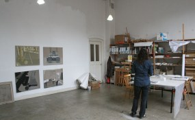 Nanda Runge, Galerie van den Berge