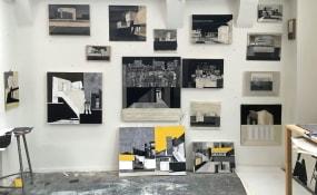Mirjam Hagoort, Galerie van den Berge