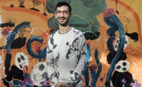 Sam Samiee, No Man's Art Gallery