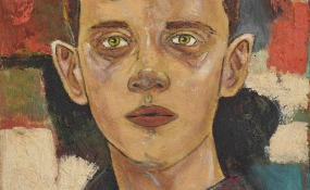 Hernan Bas, Galerie Ron Mandos