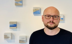 Ulrich Haug, Galerie Franzis Engels