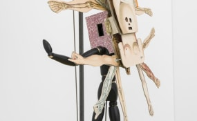 Patrick Van Caeckenbergh, Zeno X Gallery