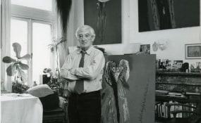 Jan Cox, Callewaert Vanlangendonck Gallery