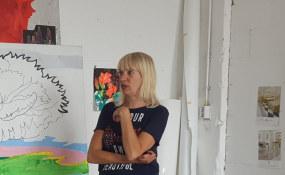 Charlotte Schleiffert, Galerie Maurits van de Laar