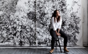 Anouk Griffioen, Frank Taal Galerie