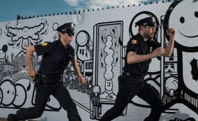 The London Police, Koch x Bos Gallery