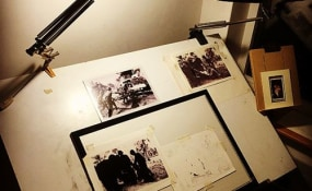 Arte Colder, Frank Taal Galerie