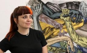 Susanna Inglada, Galerie Bart