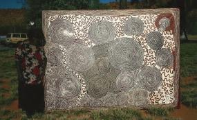 Esther Giles Nampitjinpa, SmithDavidson Gallery