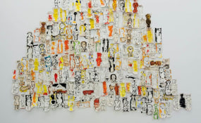 Isheanesu Dondo, Althuis Hofland Fine Arts