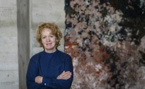 Claudy Jongstra, Galerie Fontana