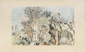 Yun-Fei Ji, Zeno X Gallery