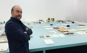 Ronny Delrue, Galerie Fontana