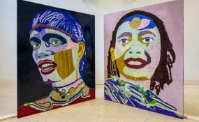 Preta Wolzak, NL=US Art