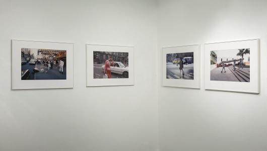 Sidewalks, Ed van der Elsken, Annet Gelink Gallery