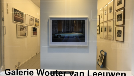 Summer in the City '18, Langdon Clay, Galerie Wouter van Leeuwen