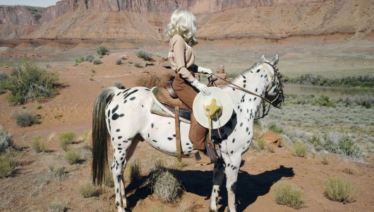 She Could Have Been a Cowboy, Anja Niemi, The Ravestijn Gallery