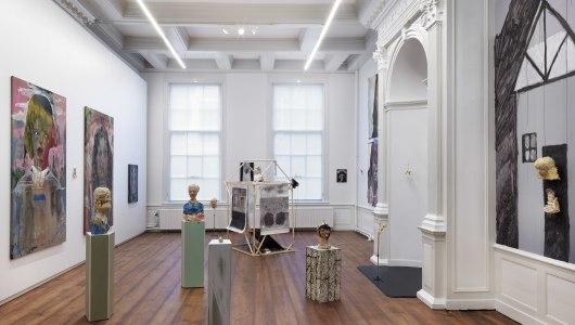 Bones, León & Cociña, Upstream Gallery
