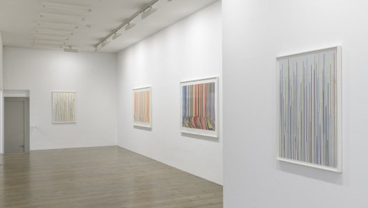 New Works on Paper, Ian Davenport, Paul Drissen, Slewe Gallery