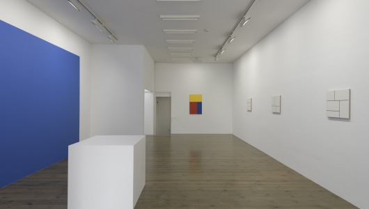 In Search of Red, Yellow and Blue, Steven Aalders, Slewe Gallery