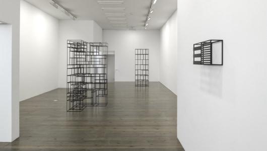 Wall, Corner, ..., Michael Jacklin, Slewe Gallery