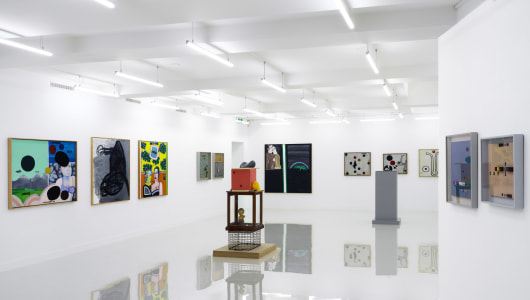 Schilderijen en Assemblages 1965 - 2018, Lucassen, Willem Baars Projects