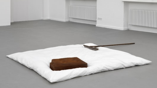 A Product of Rest and Unrest, Thomas Rentmeister, Ellen de Bruijne Projects