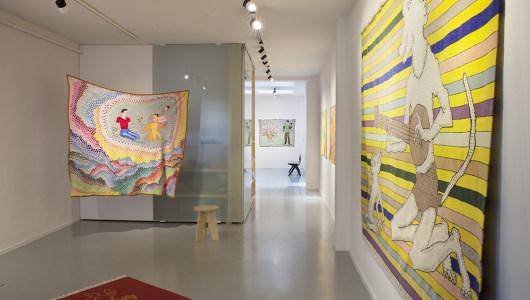 Transparent Hula Hoop, Jakup Ferri, andriesse eyck galerie