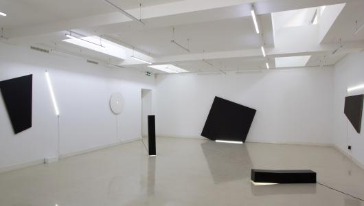 Kinetische werken en Lichtobjecten, 1970 - 1990, Frans Mossou, Willem Baars Projects