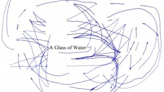 A Glass of Water (Some Objects on the Path to Enlightenment), Saskia Janssen, Ellen de Bruijne Projects