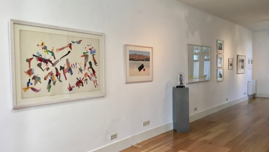 Theo & Henri, A Friendly Journey, Henri Plaat, Galerie Helder