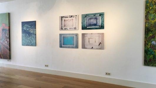 Senses of Memory, Bas Wiegmink, Shigeo Arikawa, Galerie Helder