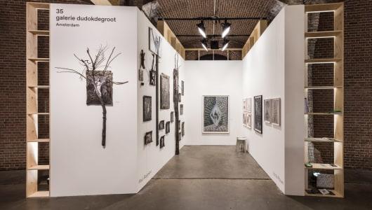UNSEEN, Ilona Plaum, Paul Bogaers, galerie dudokdegroot