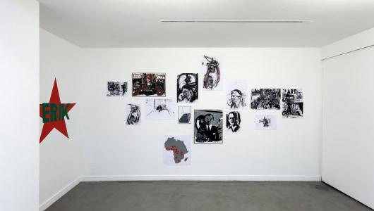 Freddy's, Erik van Lieshout, Annet Gelink Gallery