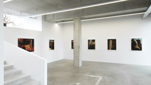 Bleu Blanc Rouge, Christopher Anderson, The Ravestijn Gallery